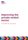 Improving the private rented sector: a toolkit