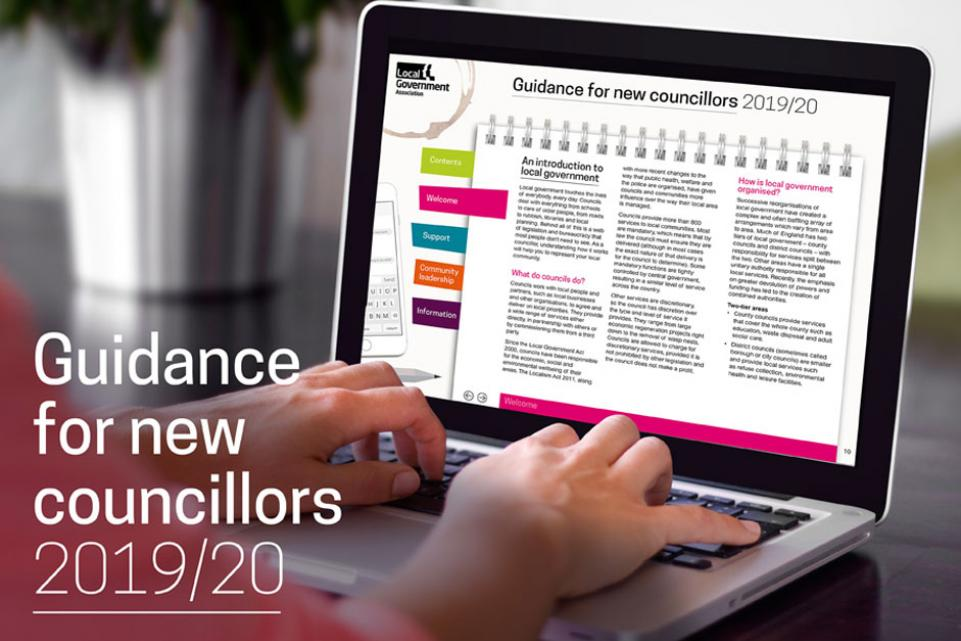 Guidance for new councillors 2019/20